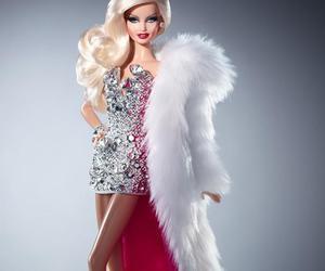 barbie, model, and blonde image