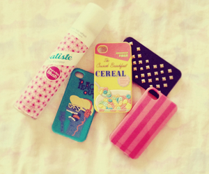 cases, pink, and victoria secrets image