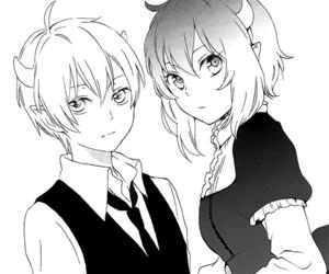 manga, anime, and kawaii image