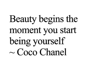 beauty, coco chanel, and fashion image