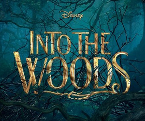 disney, Emily Blunt, and into the woods image