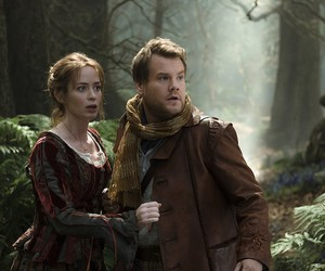 Emily Blunt and into the woods image