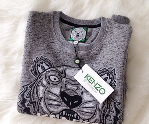 clothes, fashion, and Kenzo image
