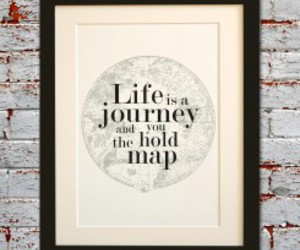 map, poster, and wall art image