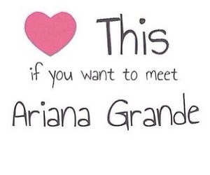 yes, grande, and ariana image