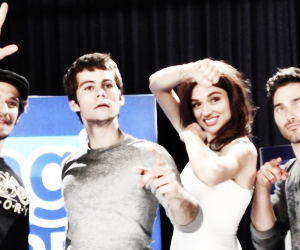 tyler posey, tyler hoechlin, and crystal reed image