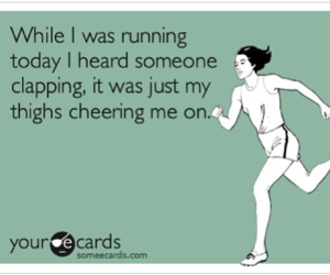 lol, running, and funny image