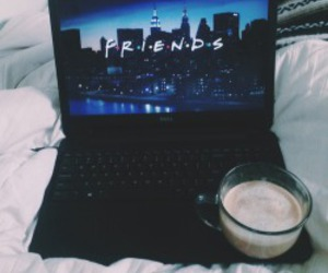 friends and coffee image