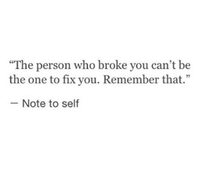 quotes, heartbreak, and remember image