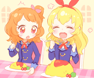 akari, food, and Ichigo image