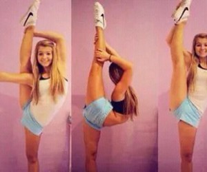 bow and arrow, cheer, and cheerup image