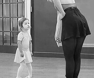 ballet, learning, and teacher image