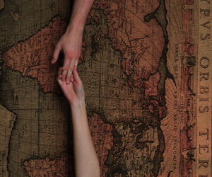hand in hand, need you, and take my hand image