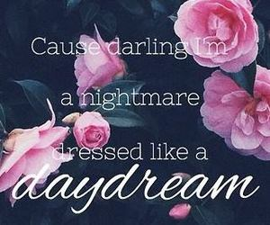 blank space, daydream, and nightmare image