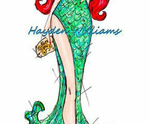 ariel, disney, and hayden williams image