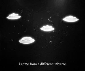 alien and universe image