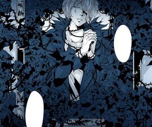 fan art, game, and manga image