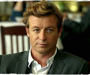 simon baker, snappytoes, and the mentalist image