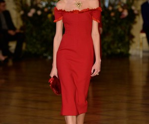 fashion, Dolce & Gabbana, and Couture image