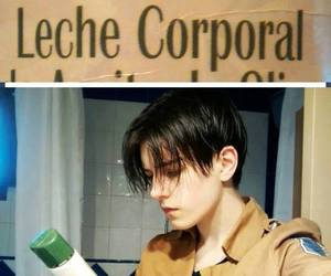 cosplay, corporal, and levi rivaille image