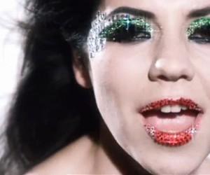 make-up, marina and the diamonds, and music image