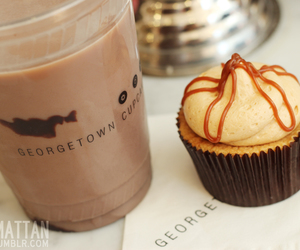 georgetown cupcake and d.c image