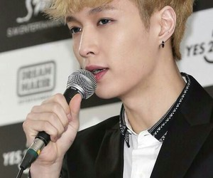 exo, zhang yixing, and cute image
