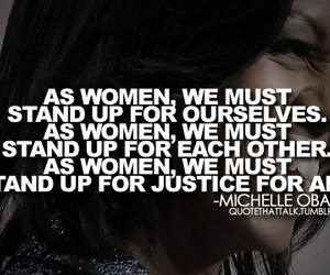 quote and michelle obama image