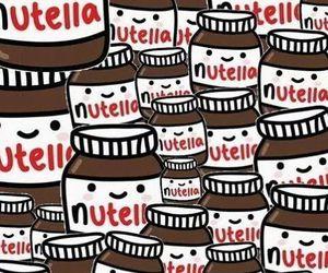 nutella, fondo, and phone image