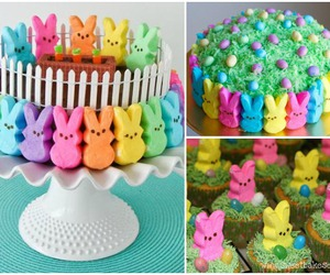 easter and peeps image