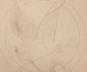 drawing, the hunger games, and finnick image
