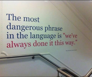 quotes, dangerous, and phrases image