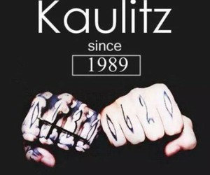 1989, kaulitz, and tokio hotel image
