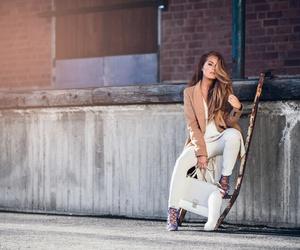 fashion, mode, and skinny girl image