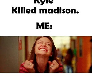 kyle, madison, and ahs image