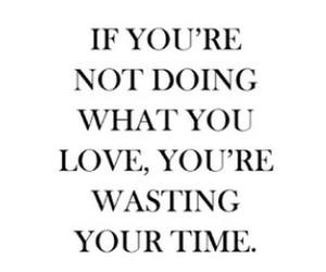 quote, love, and time image