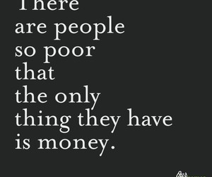 money, quotes, and people image
