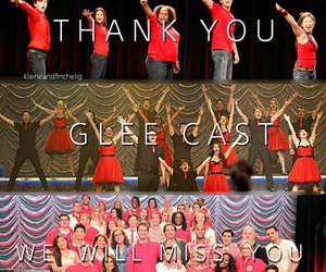 family, glee club, and thank you image