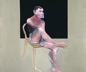 art, Francis Bacon, and human image