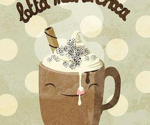 caffe, chocolate, and lotta mocha choca image