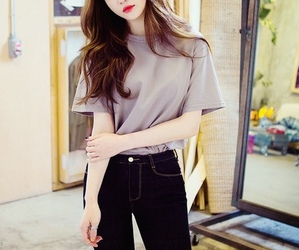 asian, kfashion, and asian fashion image