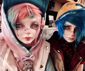 doll, emo, and elfgutz image