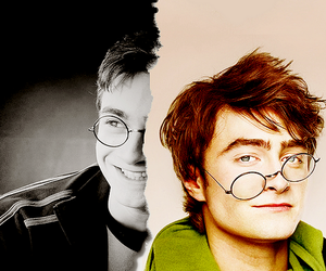 daniel radcliffe, harry potter, and sweet image
