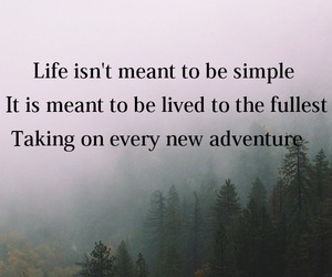 adventure, difficult, and inspirational image