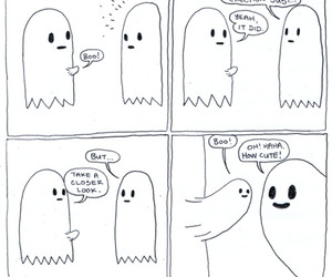 ghost, penis, and booh image