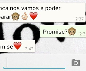 enamorados, whatsapp, and promise? image