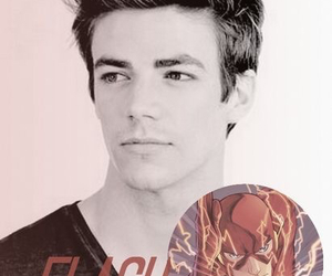 cw, the flash, and grant gustin image