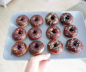 donuts and tumblr image