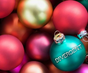 christmas and divergent image
