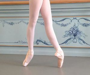 ballet, shoes, and vintage image